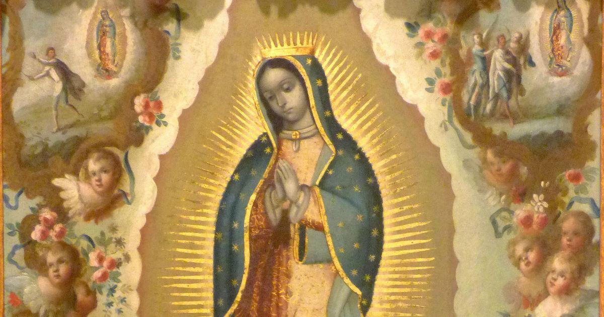 Datos Curiosidades Historia Virgen Guadalupe
