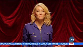 Cate Blanchett presidirá jurado en Cannes
