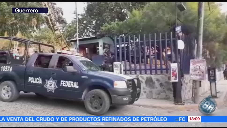 Investigan a policías por muerte de jóvenes en Guerrero