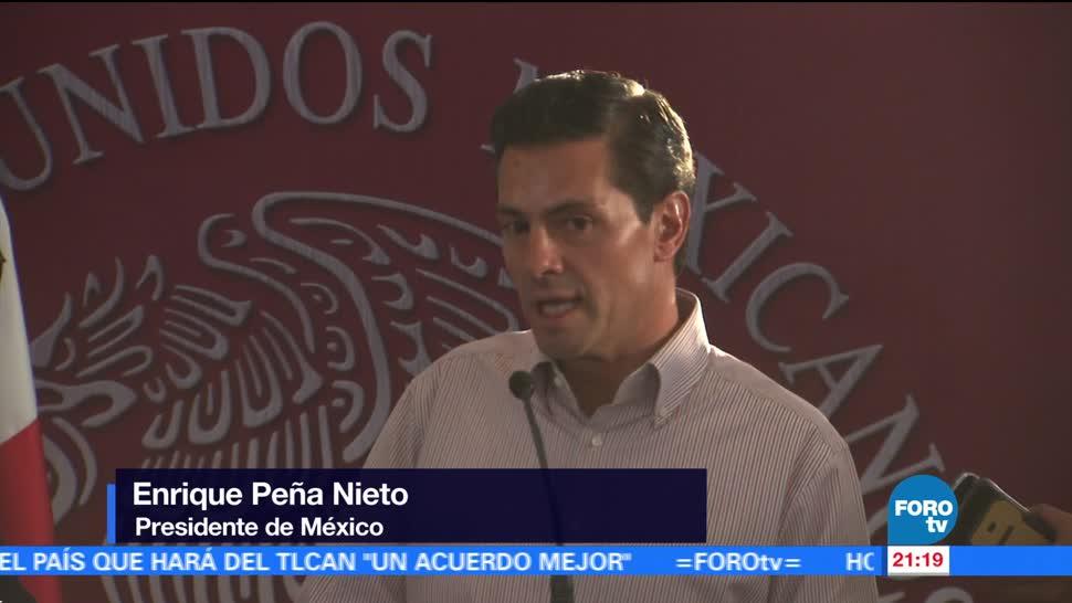 EPN le responde a Javier Corral por caso Chihuahua