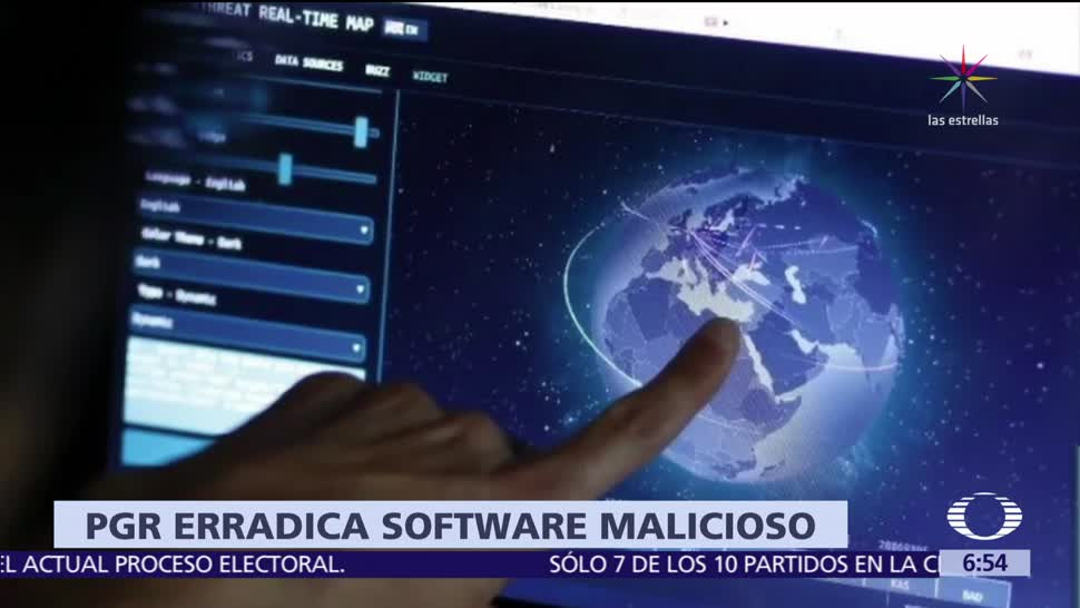 PGR identifica software malicioso de origen norcoreano llamado 'Fallchill'