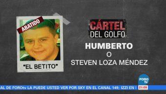 Abaten Betito Tamaulipas Grupo Coordinación