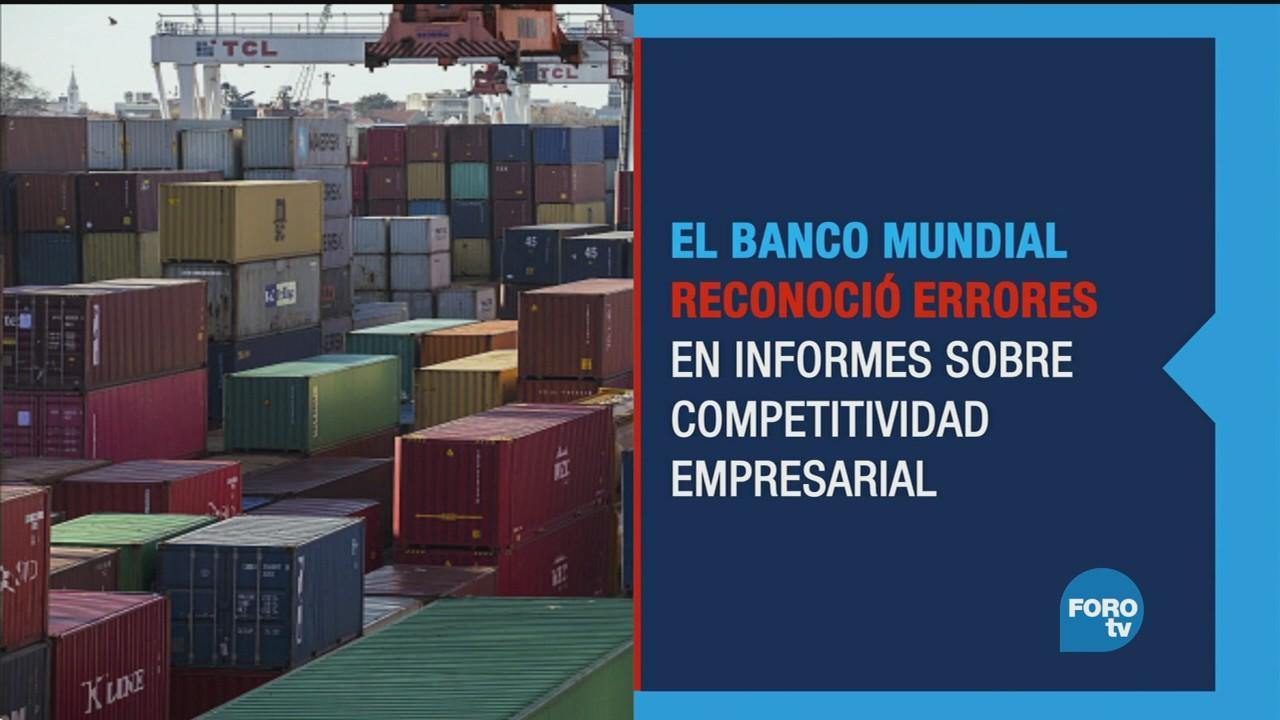 Banco Mundial manipula cifras sobre competitividad en Chile