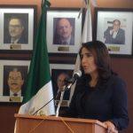 Alejandra Barrales presenta proyecto para gobernar a la CDMX