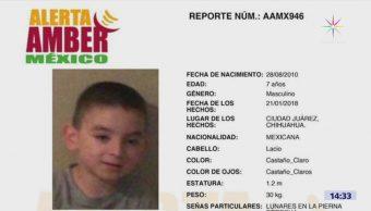 Buscan Niño Autista 7 Años Desaparecido Ciudad Juárez