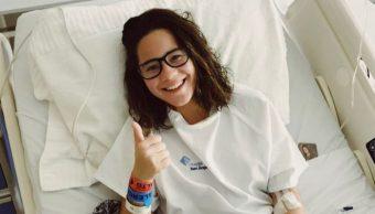 Clavadista mexicana se recupera en hospital tras golpe en plataforma