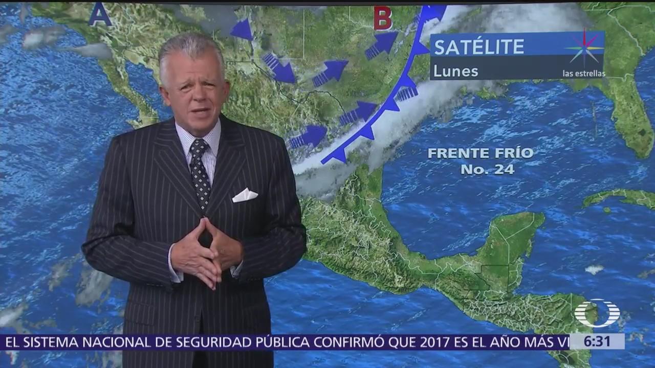 Despierta con Tiempo: Descenso de temperaturas al norte de México