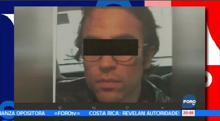 Cae Sujeto Acusado Matar Modelo Argentina Cdmx