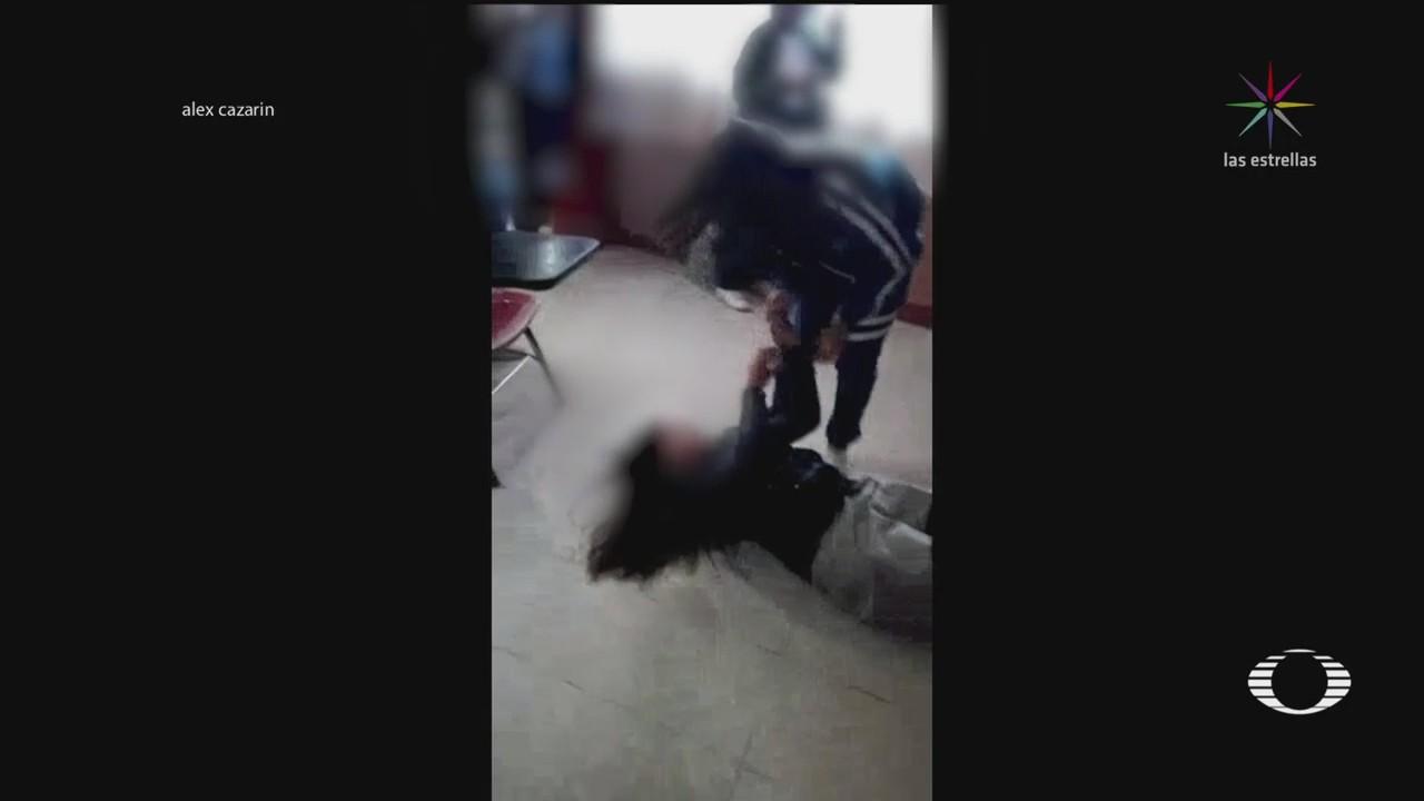 Difunden imágenes de bullying en secundaria de Hidalgo