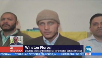 Diputado de Venezuela rechaza que Oscar Pérez fuera terrorista