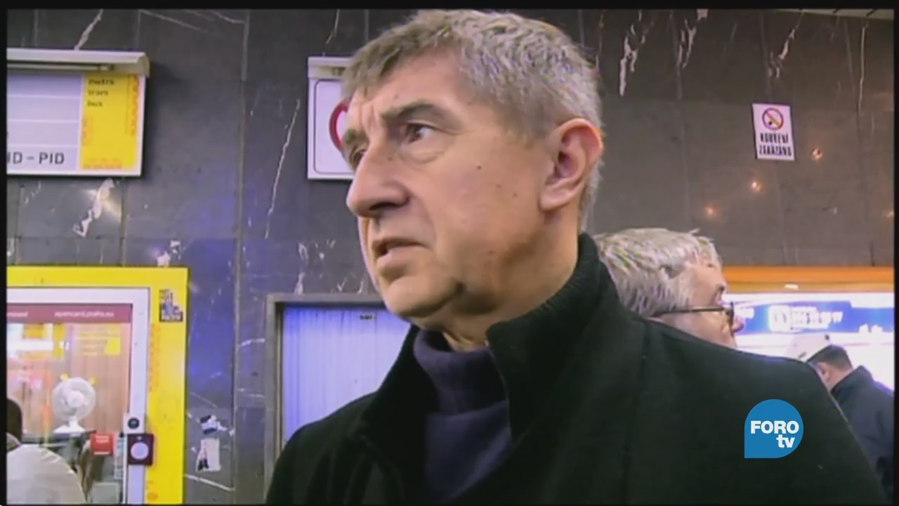 Primer Ministro República Checa Acusado Fraude