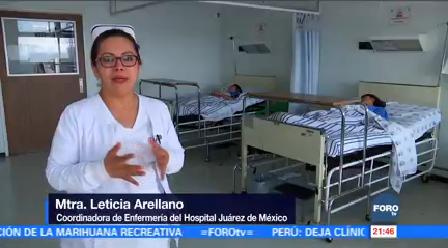 6 Enero Festeja Día Enfermera México