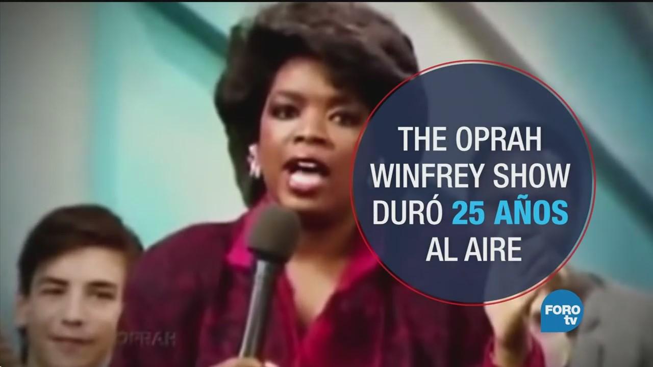 EU: Oprah ¿La némesis de Trump?