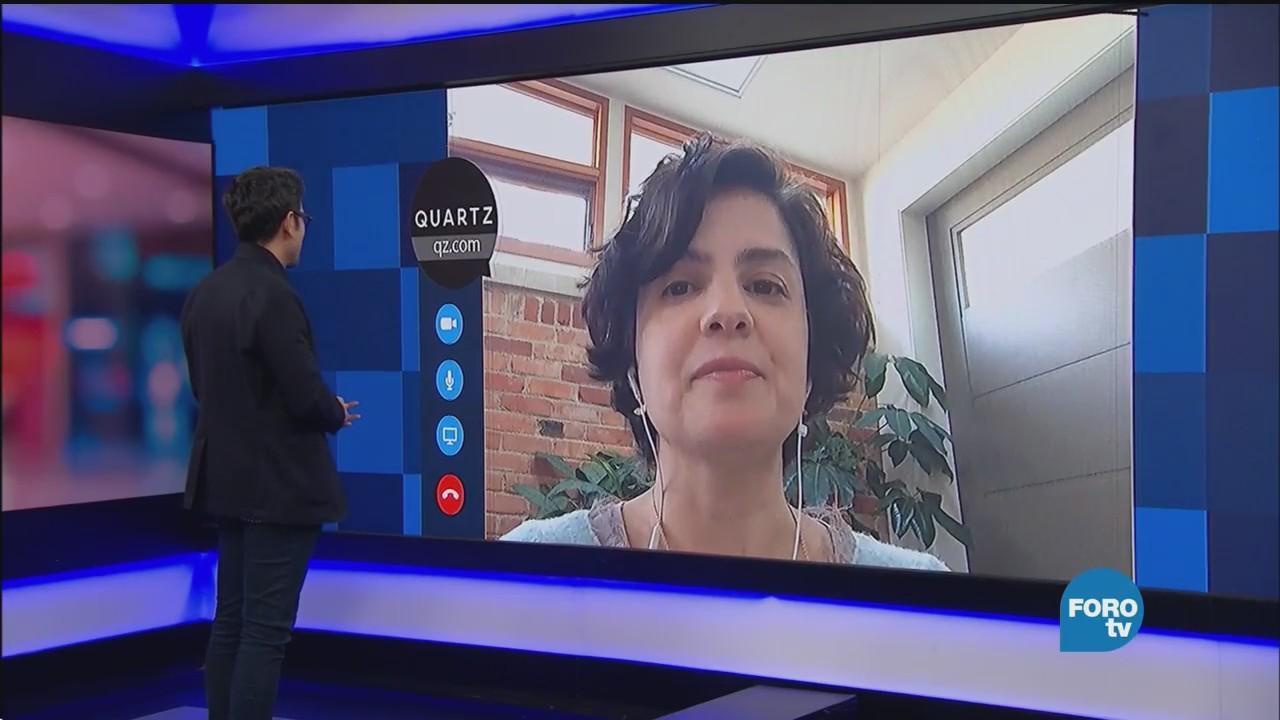 Genaro Lozano entrevista a Ana Campoy