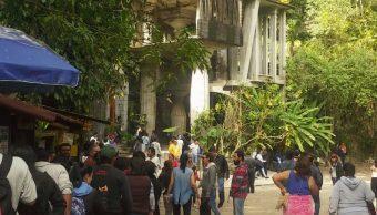 turistas viajan huasteca potosina temporada invernal