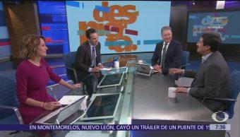 Javier Corral en Despierta; habla de la Caravana por la Dignidad