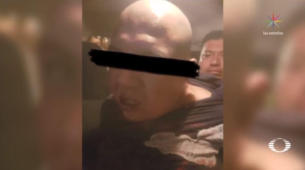 capturan expolicia federal que asesino su familia tecamac