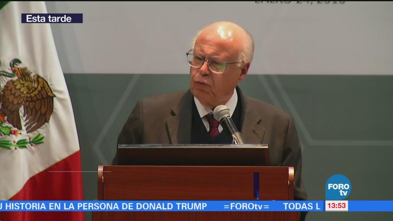 José Narro reconoce al IMSS por sus resultados