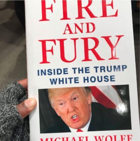 libro sobre trump se agota en 15 minutos en principal libreria de washington