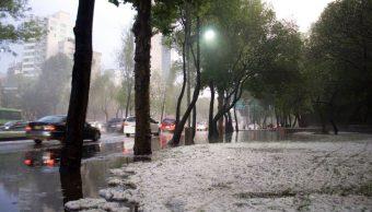 Continuarán lluvias y las temperaturas bajo cero en gran parte de México