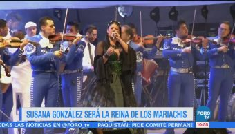 #LoEspectaculardeME: Susana González será la 'Reina de los mariachis'