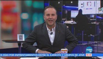 Matutino Express del 24 de enero con Esteban Arce (Parte 2)