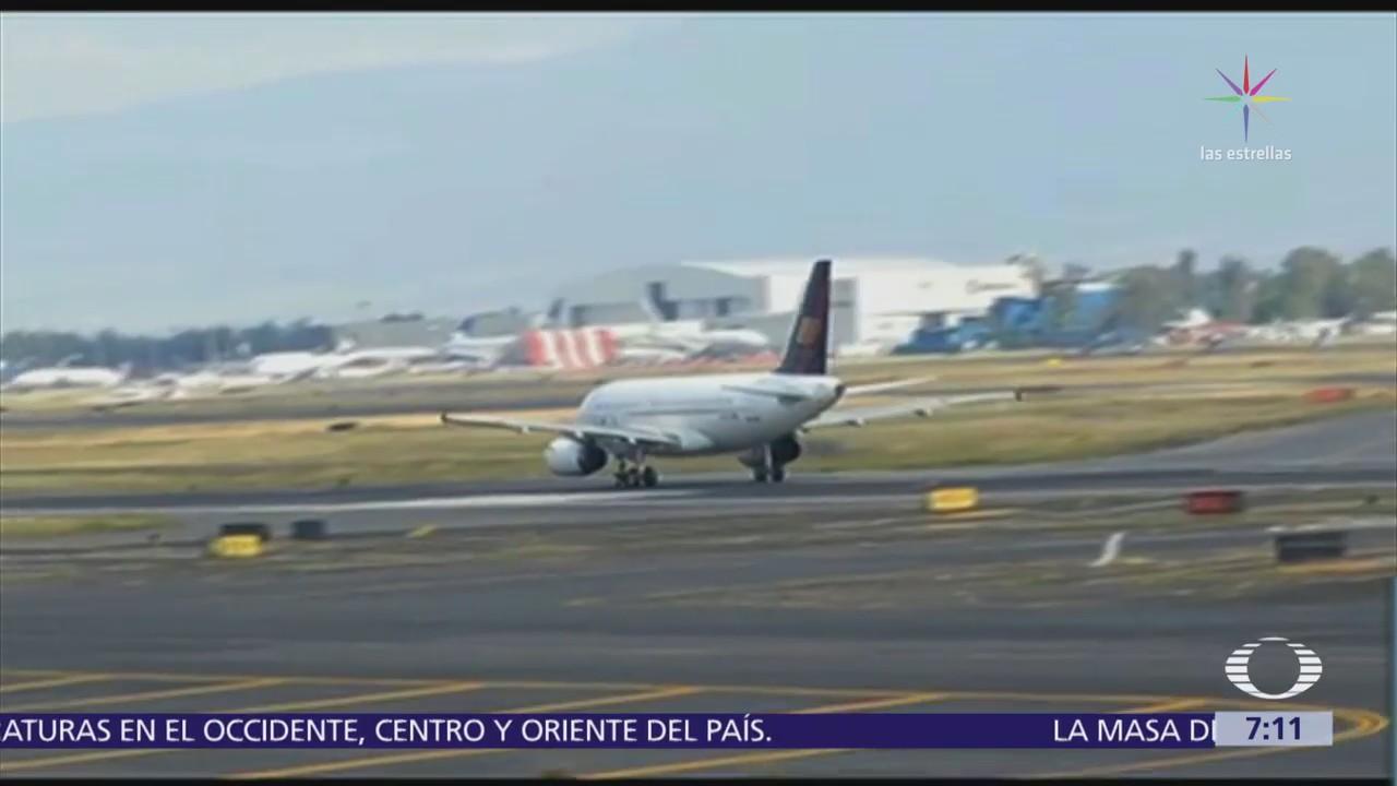 México y EU analizan colocar agentes estadounidenses en vuelos comerciales