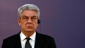 Mihai Tudose, primer ministro de Rumania. (AP, archivo)