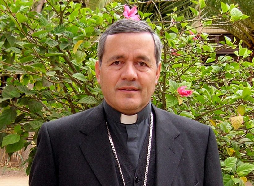 El papa Francisco defiende al obispo Juan Barros, señalado por abusos sexuales