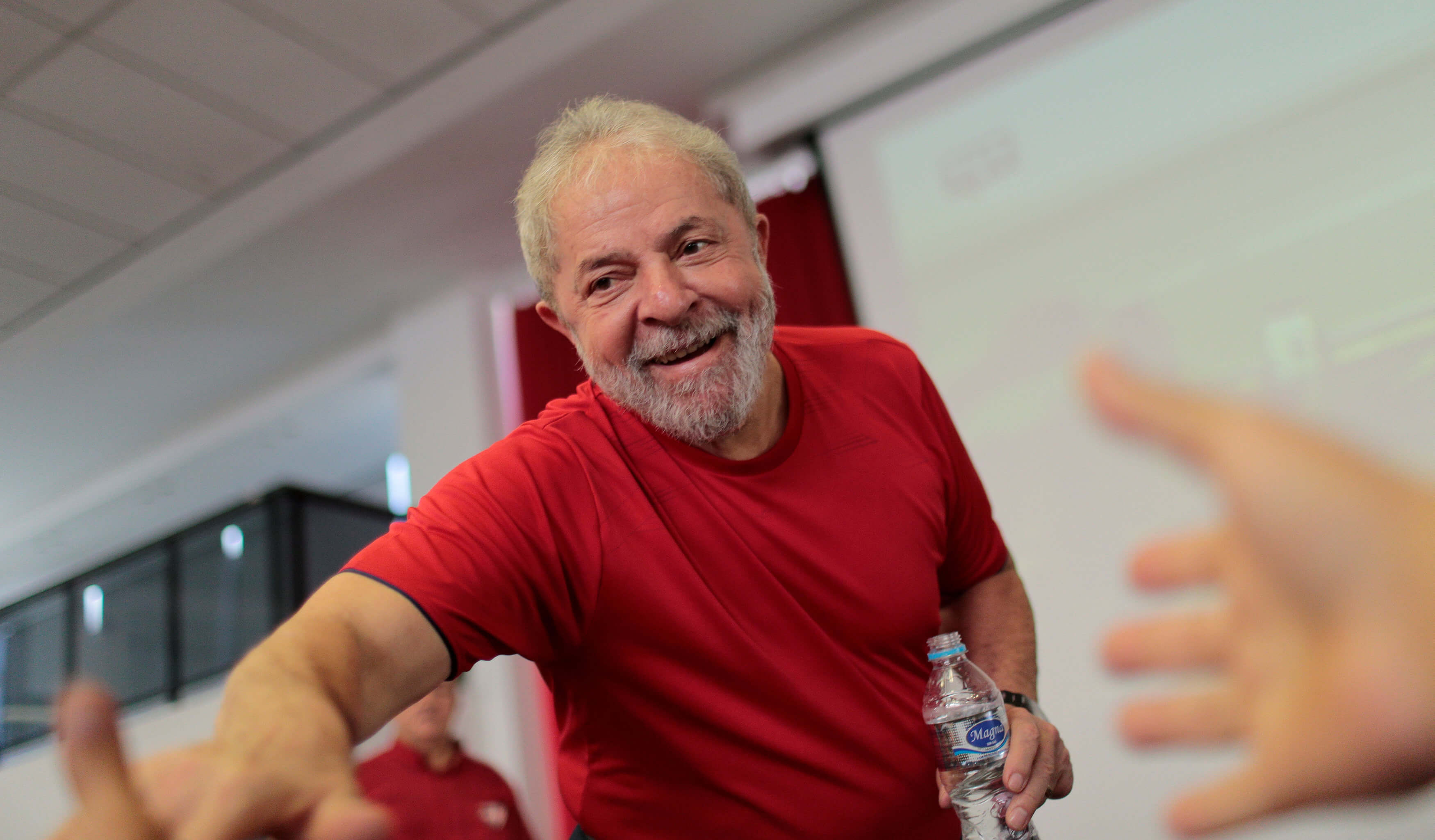 Lula es absuelto en uno de los procesos judiciales