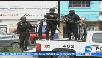 Reforzarán Seguridad Zonas Consideradas Focos Rojos