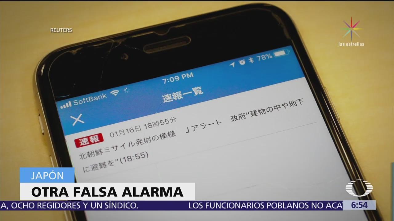 Susto en Japón por falsa alerta de ataque norcoreano