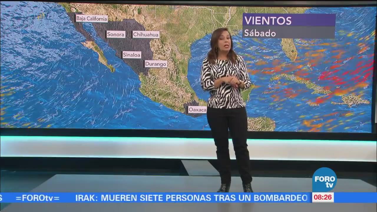 Tiemp Raquel Méndez Masa De Aire Polar