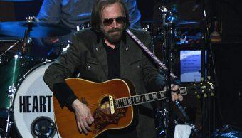 Músico Tom Petty murió sobredosis accidental