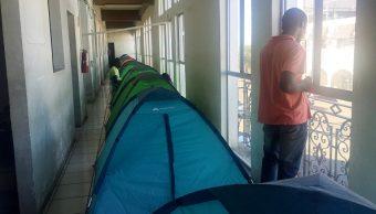 Alerta CNDH a México sobre posible colapso del sistema de protección a refugiados
