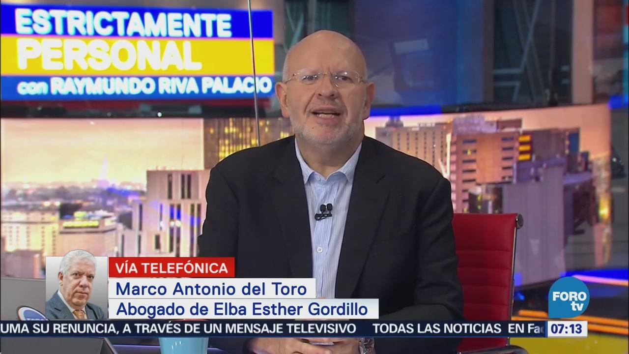 Abogado de Elba Esther Gordillo apelará restricciones de comunicación y visitas