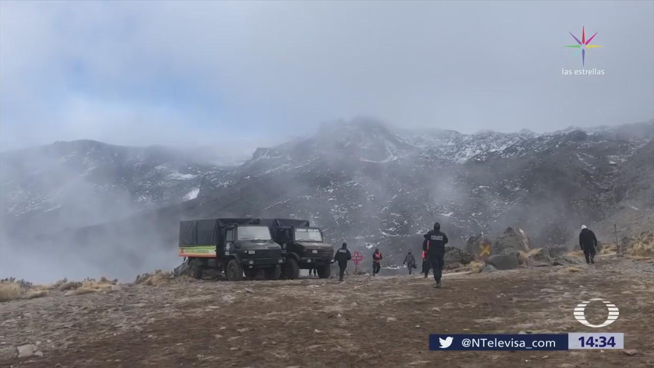Alpinista Muerto Pico Orizaba Eran Empleados Embajada Eu