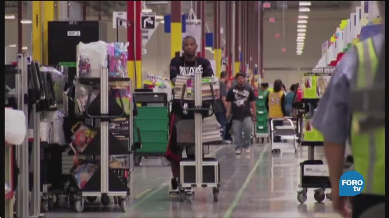 Amazon a punto de convertirse en la mayor empresa de EU