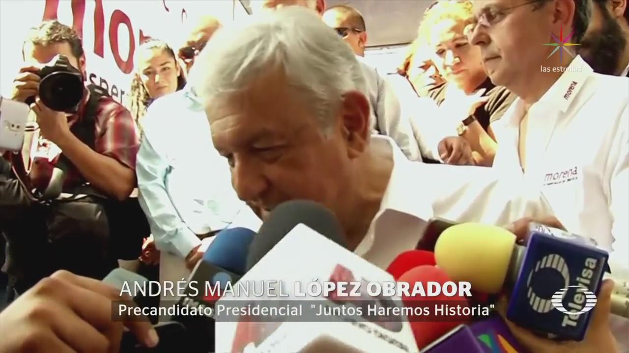 AMLO reprueba la violencia contra sacerdotes, en Guerrero