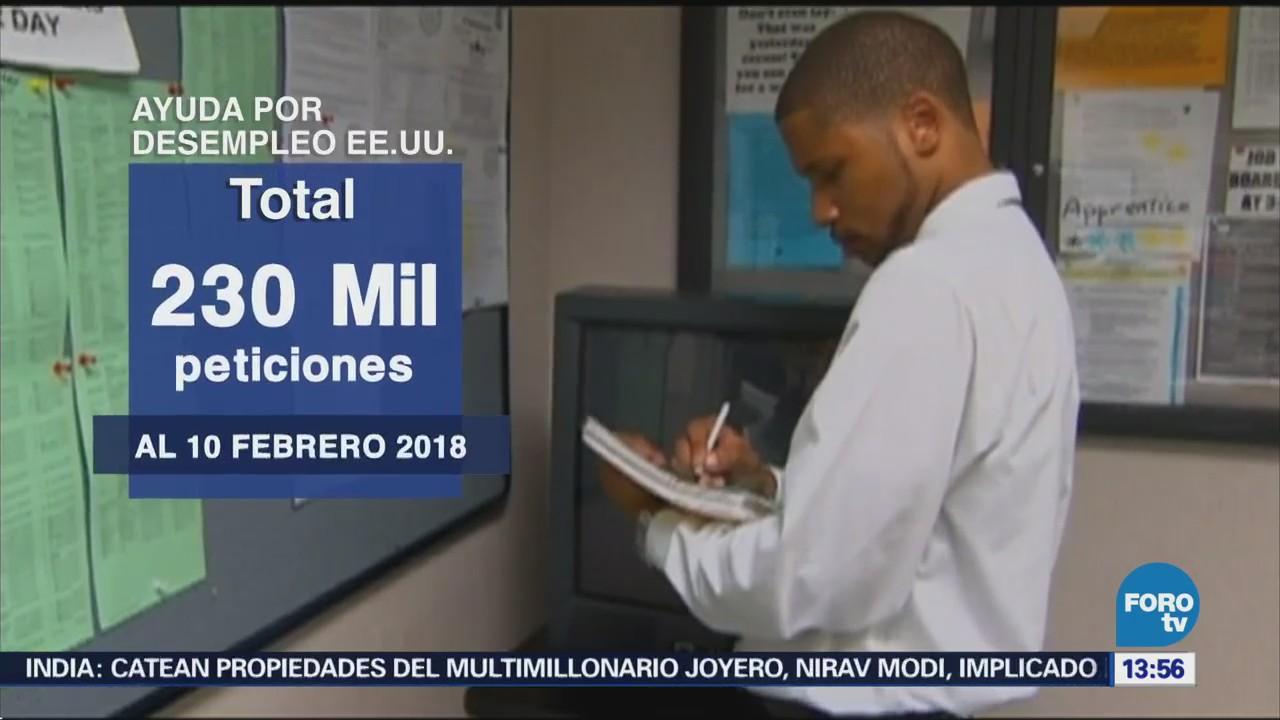 Aumentan las solicitudes de ayuda por desempleo