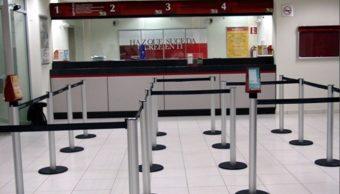 bancos suspenden operaciones el lunes 5 de febrero
