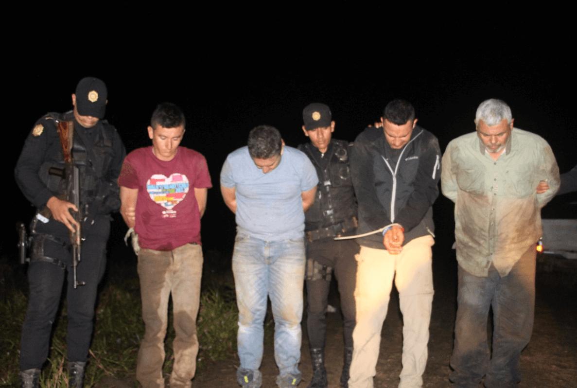 Capturan en Guatemala a integrante del cártel Jalisco Nueva Generación