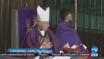 Carlos Aguiar agradece visita a la Basílica de Guadalupe de alcaldesa de Roma