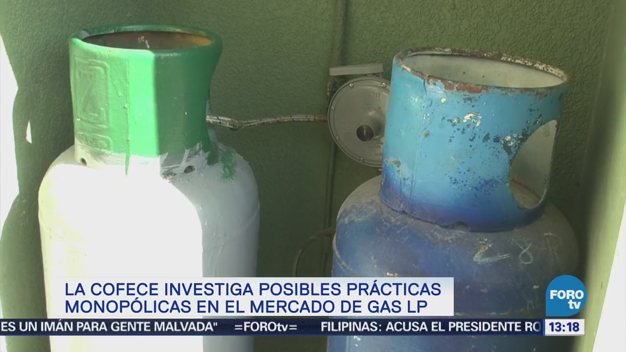 Cofece Investiga Posibles Prácticas Monopólicas Mercado Gas Lp