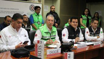 Protección civil de Segob: sismo de 7.2 en Oaxaca daña 200 viviendas