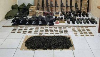 Policías de Investigación aseguran 4 mil cartuchos de diversos calibres en Coahuila