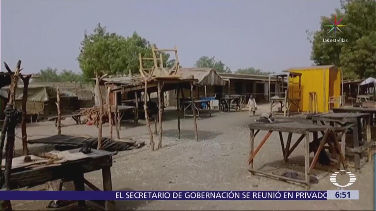 Desaparecen 111 Adolescentes Nigeria Ataque Boko Haram