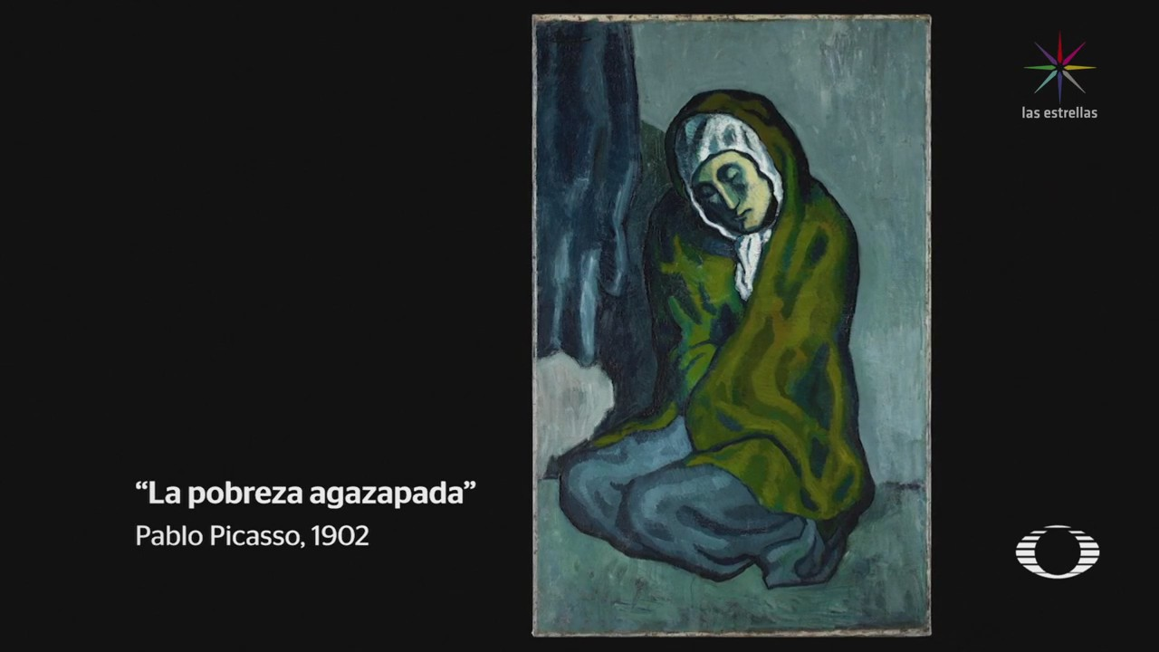 Descubren obra oculta en cuadro de Picasso