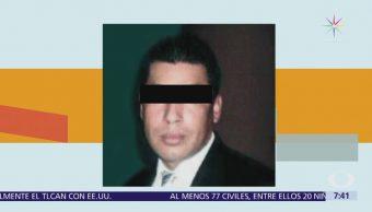 Detienen a Alfredo Cárdenas Martínez, presunto líder del Cártel del Golfo