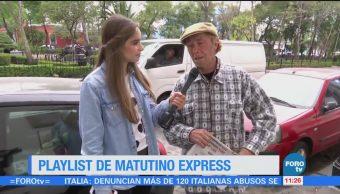 Playlist Semana Matutino Express
